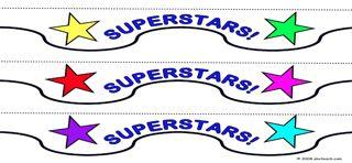 Superstar Bulletin Board