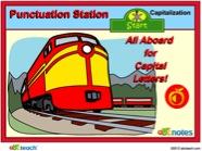 punct station