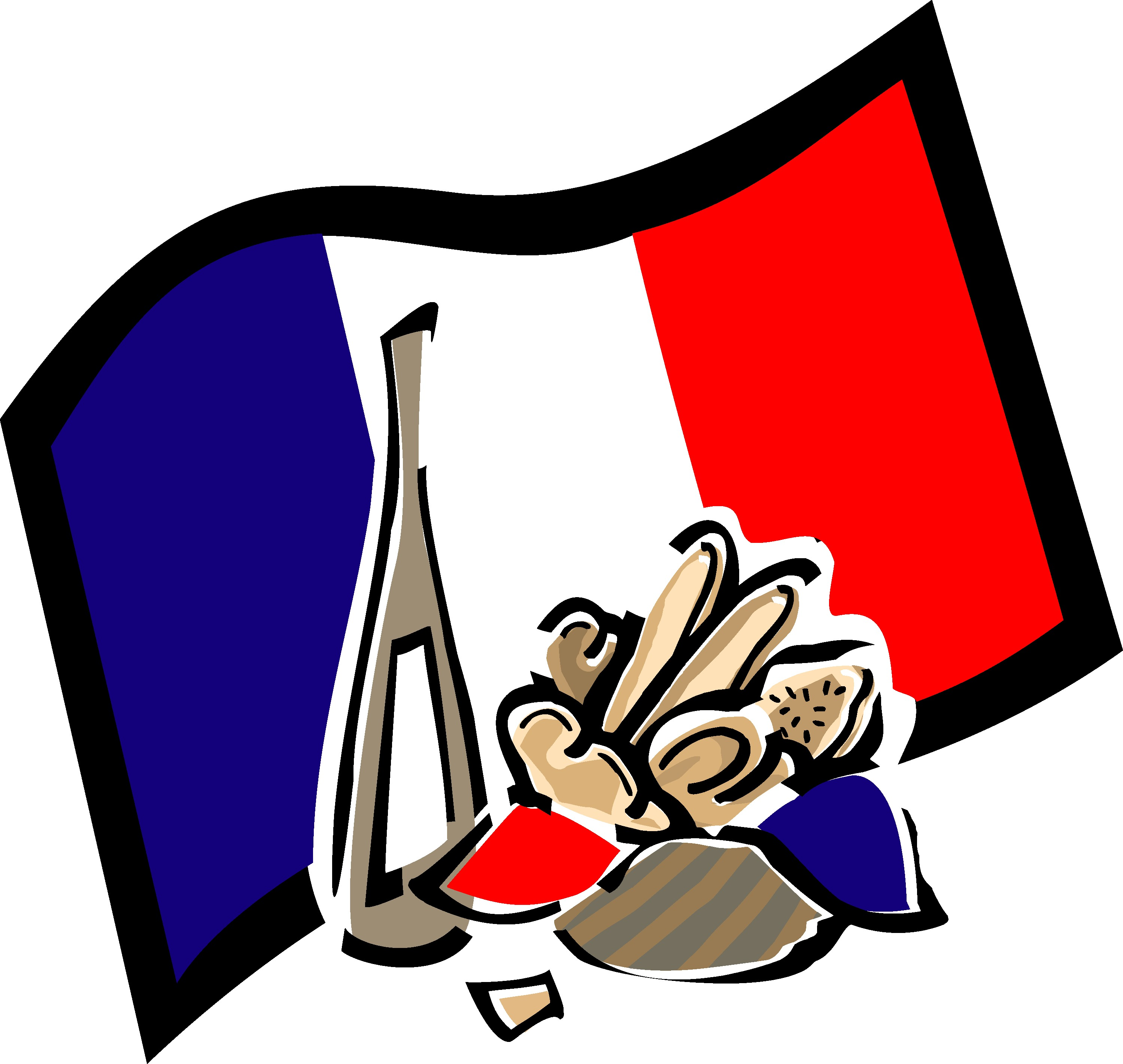 france clipart images - photo #9