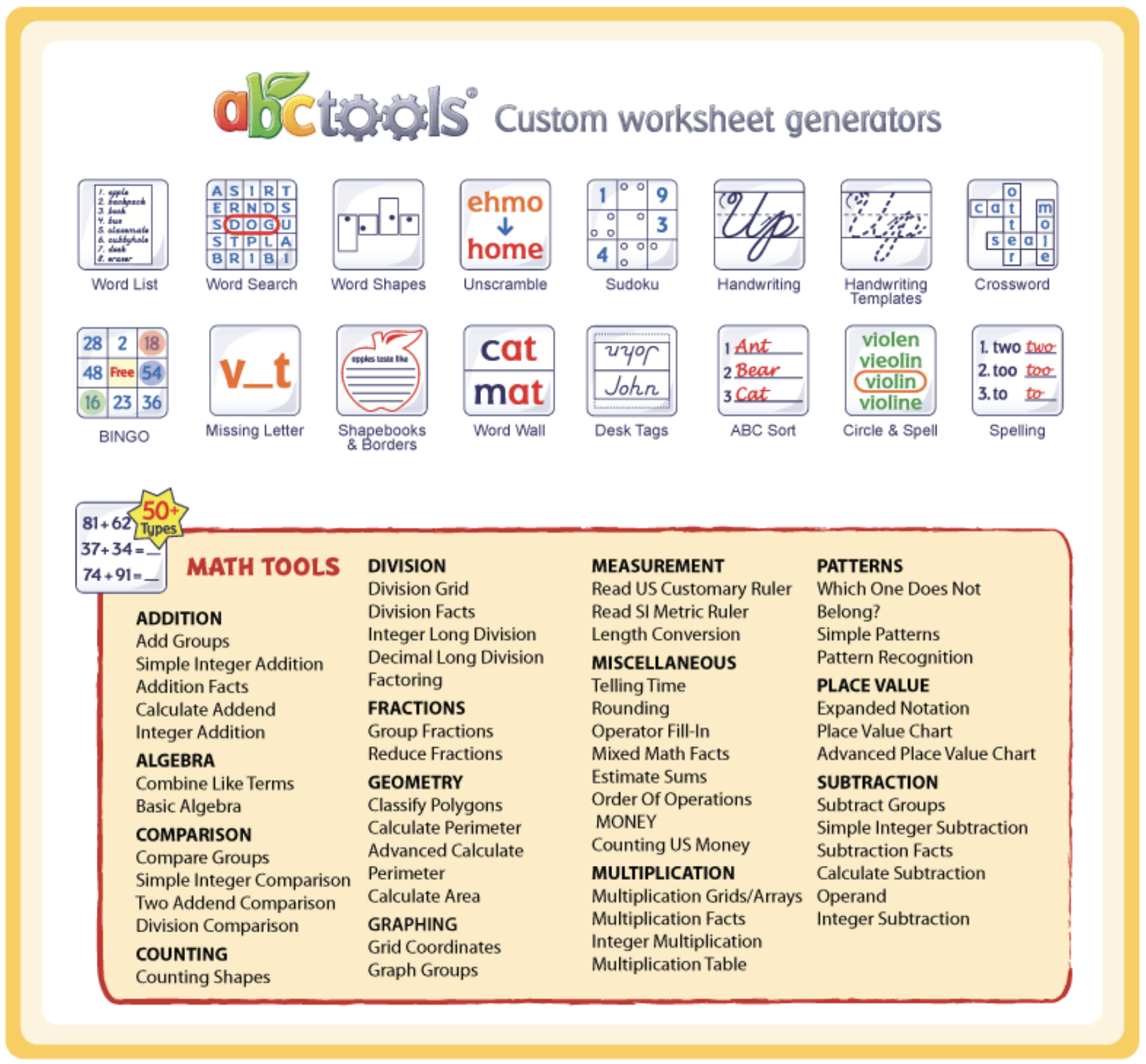 abctools