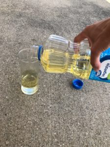 Lava Oil