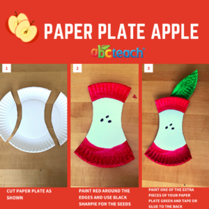 A is for Apple! 5